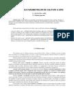 Monitorizarea Parametrilor de Calitate a Apei