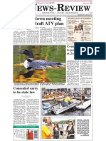 Vilas County News-Review, June 29, 2011