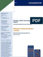 Rcom Analyst Report
