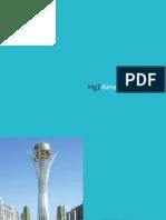 Almaty and Astana