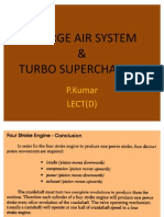 Charge Air System by P.K