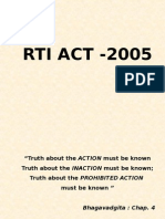 Basics of RTI