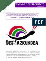 Publicacion Vivienda y Decrecimiento Junio 2011