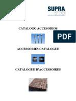 Catalogo Accesorios Suprasteel