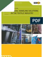 Manual Handling Textiles