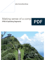Making Sense of a Complex World Segments Reporting IFRS8 Final