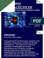 PALESTRA DE DIABETICOS