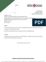 Deficiencias en el bicicarril del Parque de Arriaga (11/2011)