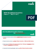 Broadband Incentive March to May 2011 - Briefing Deck Read-Only