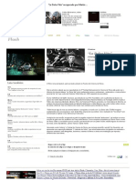 """La Dolce Vita"" recuperado por Martin Scorsese em Roma - flash - Ípsilon"
