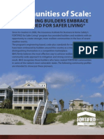 FORTIFIED Communities - Pioneering Builders Embrace FORTIFIED for Safer Living®