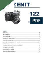 Manual Zenit 122 en Espanol Texto