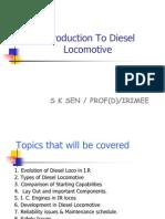 Intro to Dsl Loco