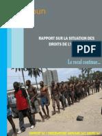 Rapport Droits de l'Homme 2008-2010 Cameroun[1]