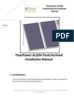Installation Manual - TitanPower-AL2DH
