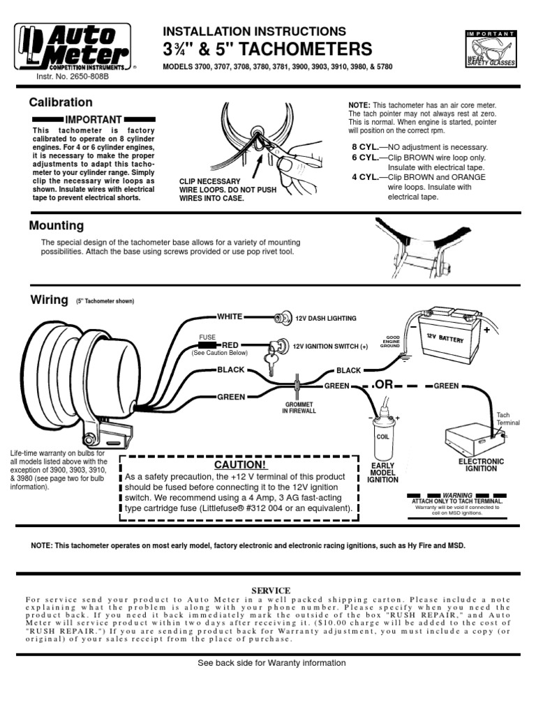 Auto Meter Tach Wiring Diagram -Rgb Led Light Wiring | New Book Wiring  Diagram | Sport Comp Monster Tach Wiring Diagram |  | New Book Wiring Diagram