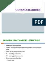 7mucopolysaccharides - Seminar