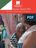 World Alzheimer Report 2010