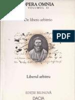 Sfantul Augustin II. Liberul Arbitru