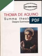 Thoma de Aquino - Summa Theologiae