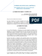 CorteSuprema SalasSupremas SPP Documentos ACUERDO PLENARIO 10 2009 CJ 116 301209