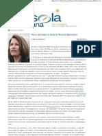 Marco Respinti, «Parte dall'Iowa la sfida di Michele Bachmann», in «La Bussola Quotidiana» [www.labussolaquotidiana.it], Milano 29-06-2011