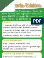 Folder - Acordo Coletivo - Str Paulo de Faria