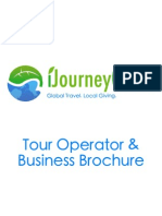Tour Operator & Business Brochure