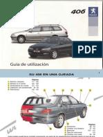 Manual Peugeot 406 - 2003