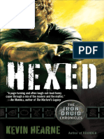 HEXED by Kevin Hearne, Excerpt
