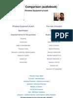 Device Comparison Audiobook (29.06.2011)