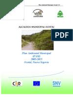 Plan Ambiental de Ocotal
