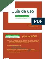 Journal Citation Reports (JCR) 2010 - Guía de uso