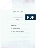 NDC Report of Working Group 3