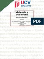Violencia y Desarrollo