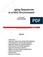 Rac Sequences