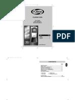 Flavia S350 Coffee Machine UserGuide
