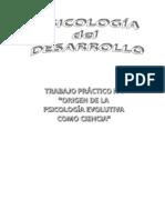 TRABAJO PRACTICO Nº 1 psicología del desarrollo