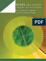 Metodología para construir perfiles de peligro fitosanitario