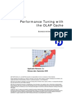 How to...Perform Tuning With the OLAP Cache