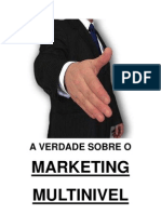 A Verdade Sobre o Marketing Multinivel - Apostila I