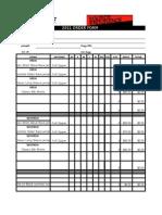 2011 Summer Verge Sport Order Form