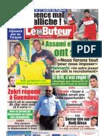 LE BUTEUR PDF du 30/06/2011