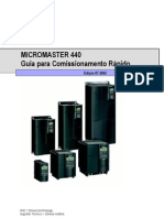 Siemens - Micromaster 440