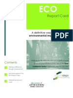 Eco Report Card