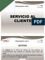 Servicio a Cliente
