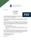 Website Statement - FTP Suspension 290611