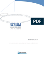 Scrum Guide - ES