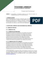 Division Del Derecho =)