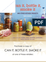 Recipes From Can It, Bottle It, Smoke It by Karen Solomon